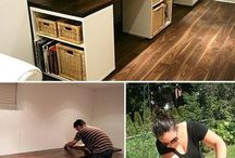 Home...DIY Furniture / by Victoria Reynolds Hafoka