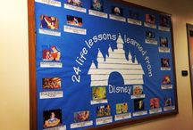 Disney Classroom / by Lindsey Marie