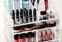 Cosmetics organisation