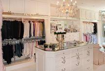 Closets / by Bettye Ann Rogers