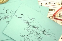Calligraphy & Paper