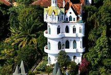 várak,kastélyok,templomok