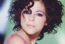 Short curly hairstyles / by Amber Padilla