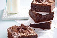 kue brownies