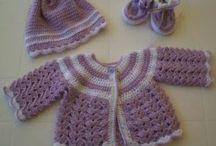 Casaquinhos / Pink Crochê