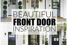 Entrance ways / doors