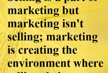 Sales & Marketing / by Amanda Walker