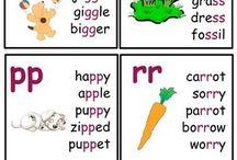 Engelsk Vowels consonant