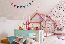 Attick & loft spaces