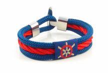 Sailors bracelets Sea