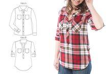 Inspiration Skjortklänningar