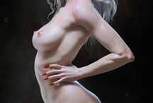 fantastique nue