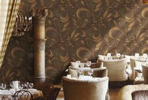 Ultrawalls Home Decor WallPaper / Faux effects wallpapers authentically create a new identity for your walls. From rustic wood panel wallpaper to loft-style exposed brick wall wallpapers