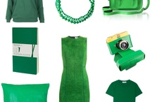 Emerald Colour of the year 2013