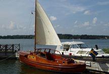 gamle båter / Gamle veteranbåter