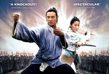 Greatest Martial Arts Film Of All Time / When I was younger, I wanted to grow up to be a ninja. Although I couldn't become one, I still love my martial arts/wushu movies.