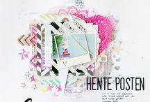 Christin Grønnslett -  Paperhaus Magazine projects