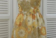 the House of chickaDee / Handcrafted womens fashion in rare vintage fabrics