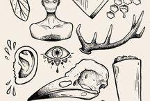 Dibujos para tattos or wherever