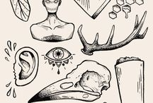 Pins and Needles logo inspiration