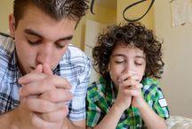 Prayer / Ideas for how to improve your prayer life.