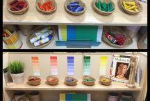 pre-school layout ideas