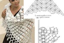 A tricotar Poncho&comp