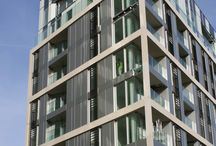 The Filaments, Wandworth / rainscreen, cladding & fabrications