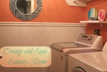 Laundry Room / by Trista Papen
