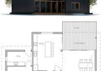House Plans / Interesting and smart house plans and architecture
