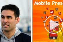 MobilePresence Podcast / Podcasts where I interview very interesting people in tech every week
