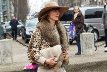 How to wear Fur Coats
