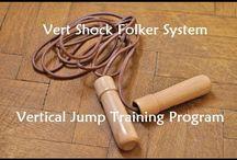 Vertical Jump Training