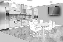 Kitchen Space Ideas