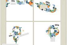 Tinci Designs Gingerscraps products