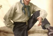 Artist face: Amedeo Modigliani