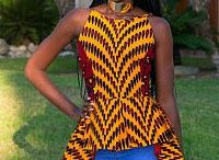 Senegal cloth