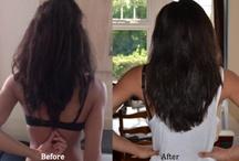 Straight Hair Styles / Hair styles for straight hair