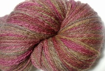 Handspun Creations / My handspun yarn.  Pinned to remind me that I love spinning. I am an artisan creating beautiful and useful things that have value and are loved.