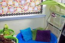 pre reading center / by Jennifer Nowak