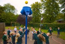Sport Equipment / Having a dedicated zone in which to play a range of sports will help your children become physically confident, support their health, build character and embed fairness and respect.