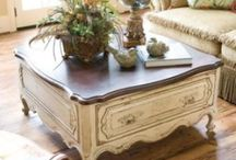 cool ideas for upcycling / furniture,