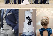 Wedding Colour Themes / A variety of gorgeous colour themes, including Tartan!