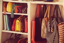 Interior design - closets and ideas