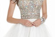 vestido teen