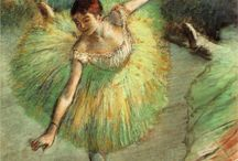 Degas paintings / by Jonessa Farano