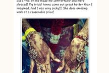 Reviews and feedback! / Find out what others are saying about The Henna Studio!