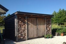 Garden sheds / Our garden shed