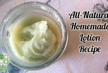 Domácí kosmetika:recepty
