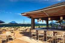 Pineapple's on the Bay / by Hyatt Regency Newport Hotel & Spa